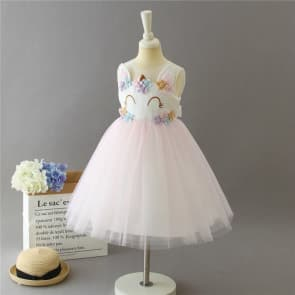 Emmie Unicorn Party Tutu Dress